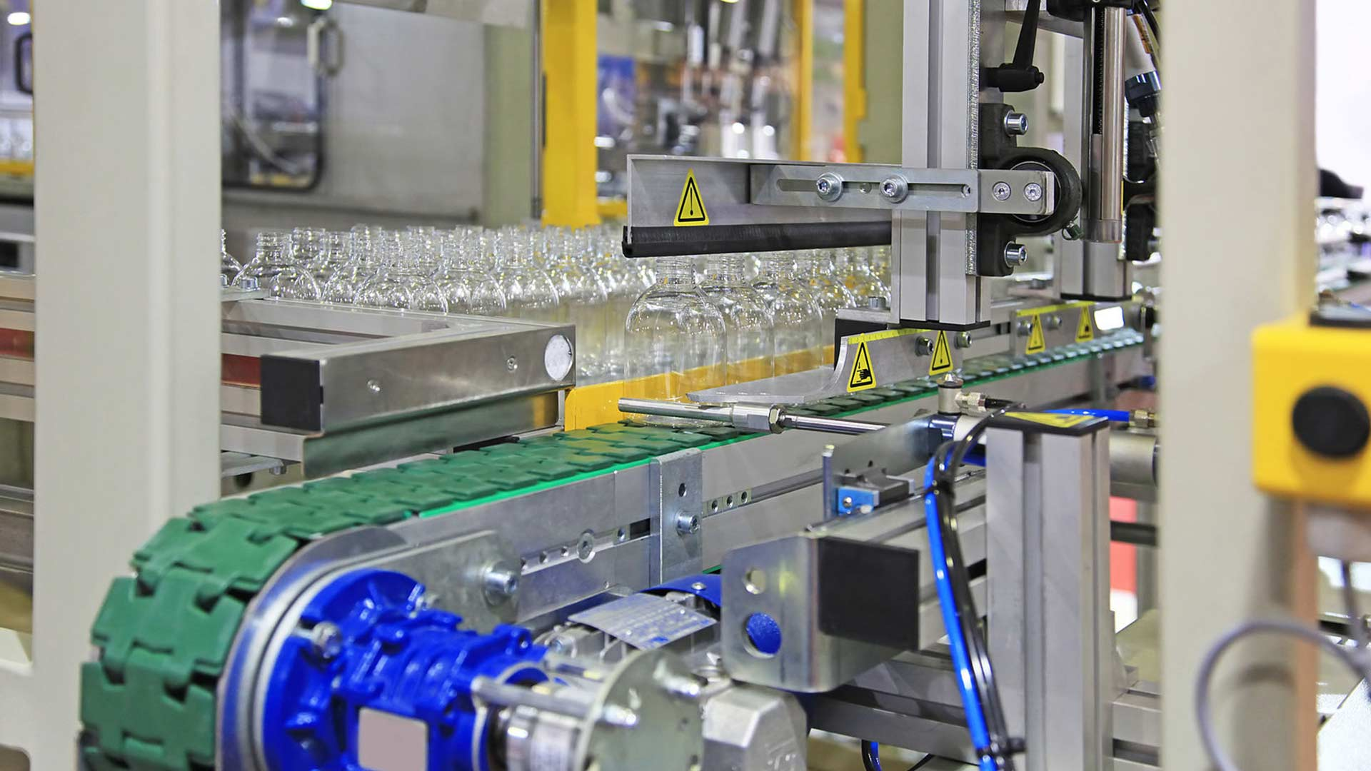 fabrication convoyeur usine