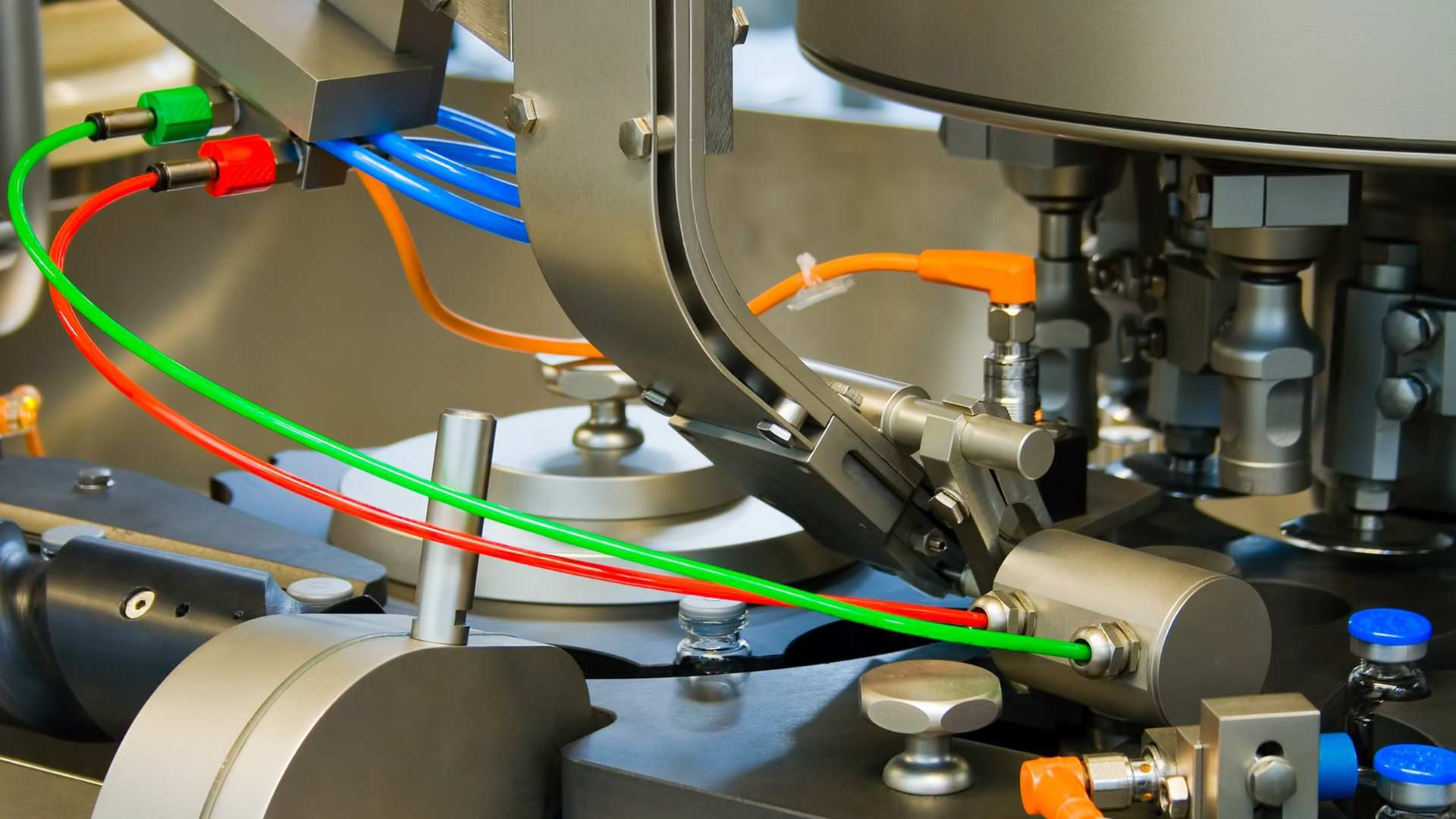 fabrication équipement industriel