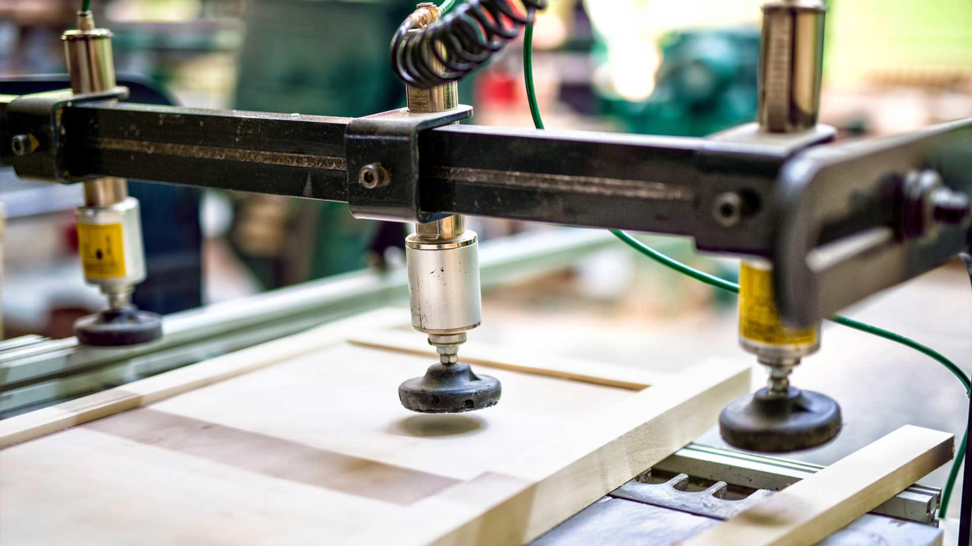 constructeur équipement industriel
